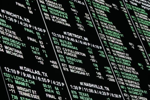 DC bill that would legalize sports betting moves forward