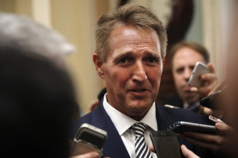 How Sen. Flake brought the Senate back from the brink