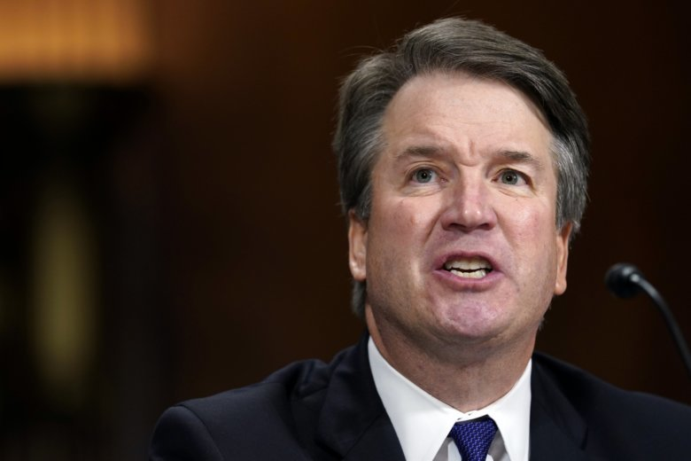 The Moment: Ford's 'indelible' memory is Kavanaugh laughing