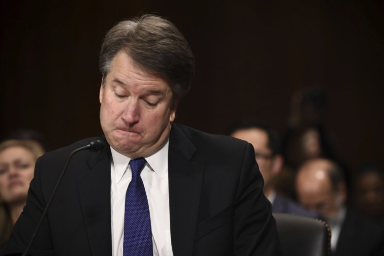 Kavanaugh wrongly claims he could drink legally in Md