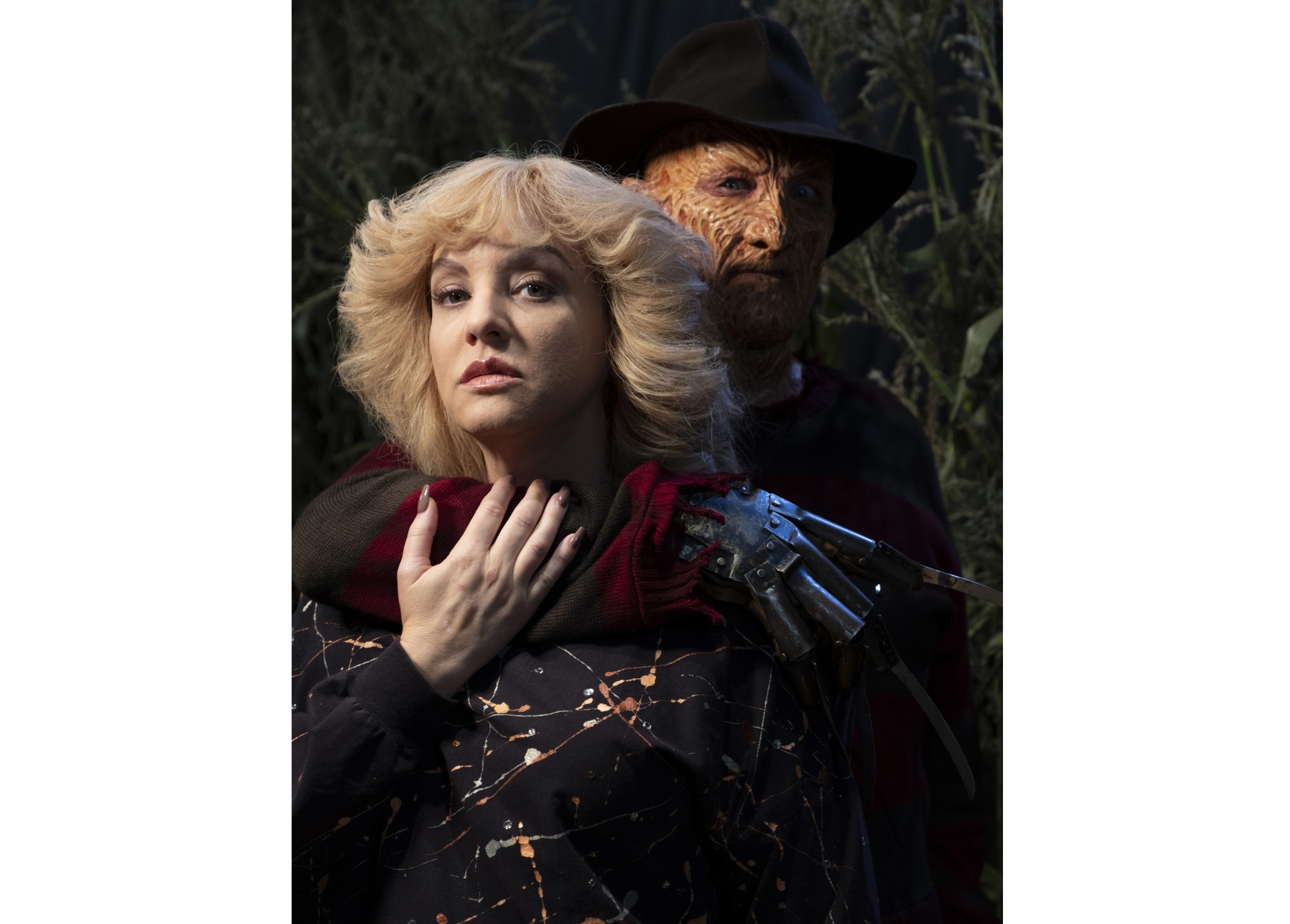 freddy krueger ready to scare the cast of 'the goldbergs' | wtop