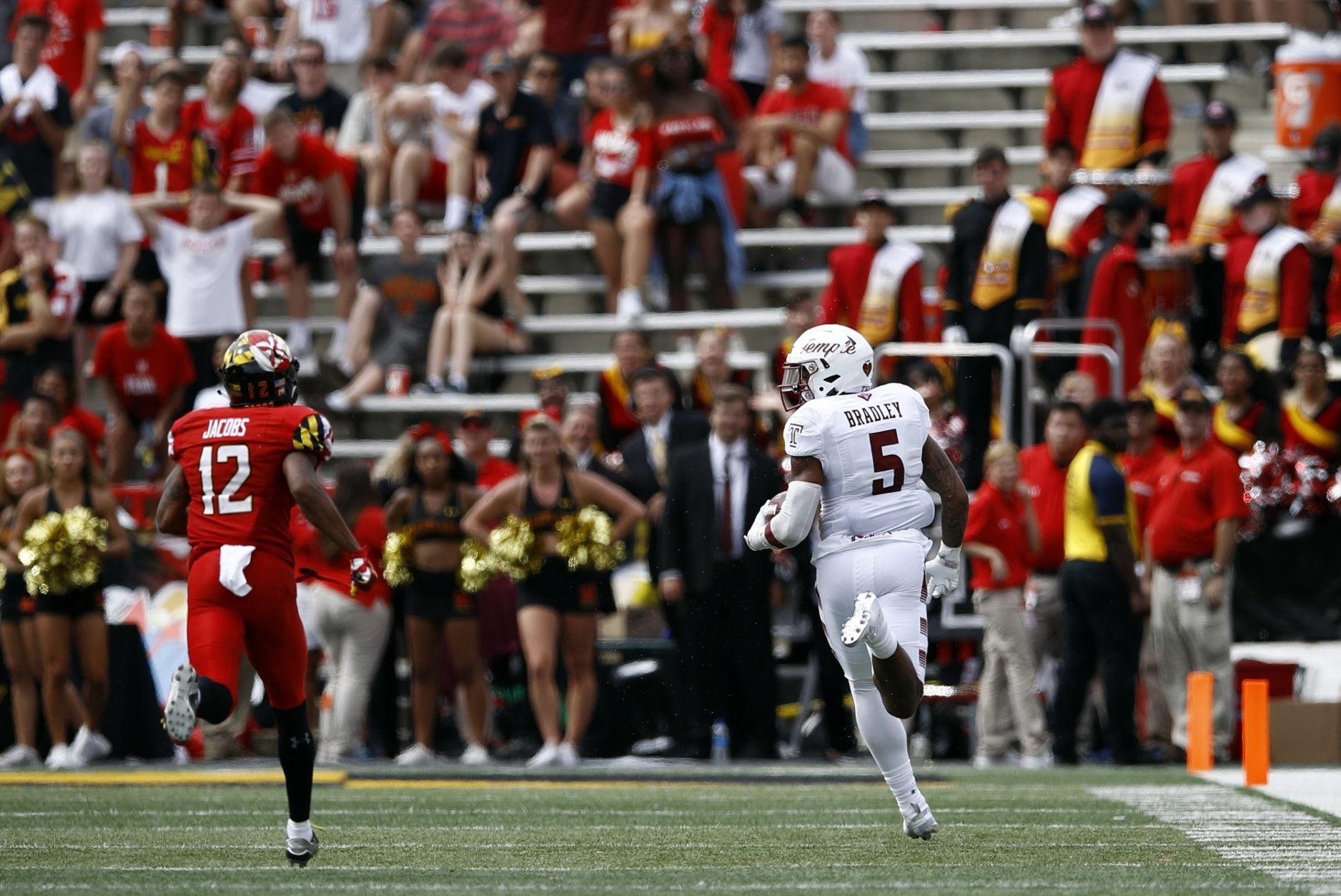 Image result for maryland temple football 35-14
