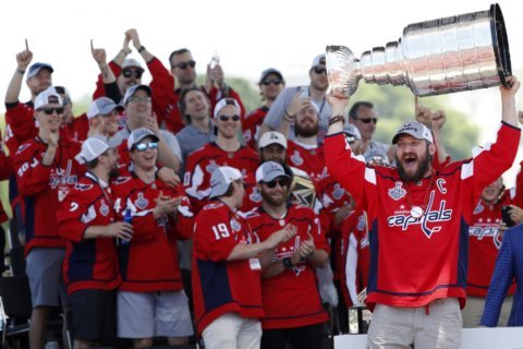 Capitals try to forget Cup celebrations as NHL camps open