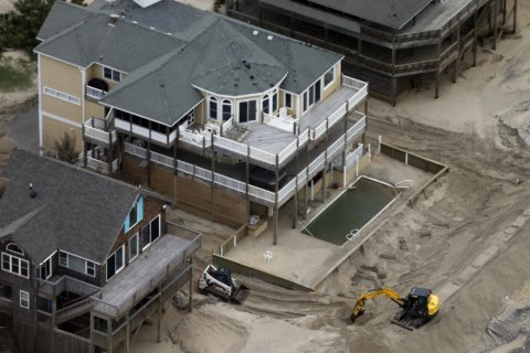 NC's Outer Banks: 'We were really blessed on this one'