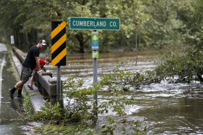 Carolina rivers still swell as Florence death toll reaches 33