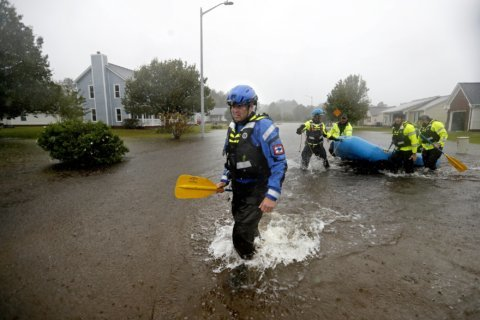 WHAT'S HAPPENING: Rivers pose epic Florence flood risks