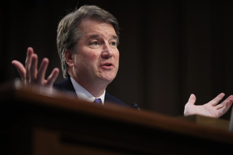 White House and Kavanaugh deny allegation made by second woman