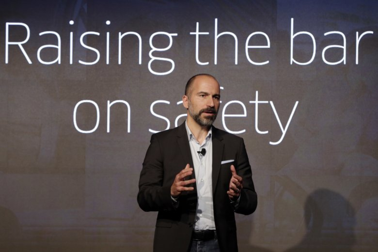 Uber CEO on lessons from Arizona self-driving auto  accident