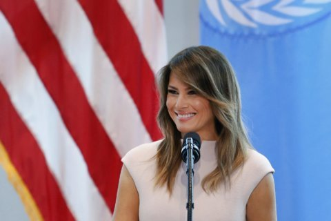 Due to mechanical issue, Melania Trump's plane returns to Joint Base Andrews