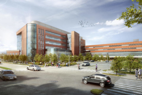 Va. Hospital Center kicks off $250M expansion project
