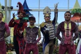 'Cirque Dreams Unwrapped' will be at Gaylord National Nov. 16, 2018, through Jan. 1, 2019. (WTOP/Kristi King)