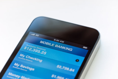 How safe is it to do your online banking on smartphone vs. computer?