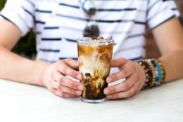 You can celebrate at Petite LouLou Crêperie in Virginia and DC with a free cup of coffee. (Courtesy Alicia Bruce Photography)