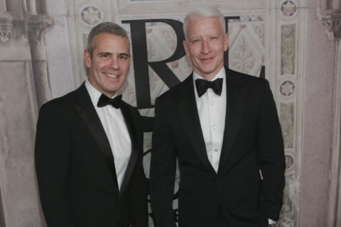 Q&A: Andy Cohen, Anderson Cooper bring live show to Warner Theatre