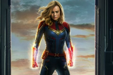 'Captain Marvel' star Brie Larson wanted to be Princess Leia growing up