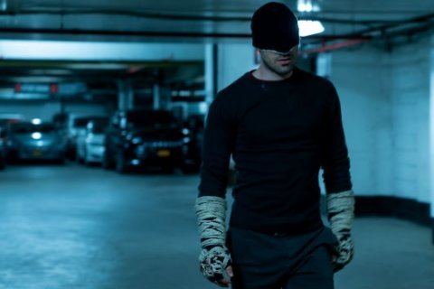 "Marvel's 'Daredevil' is back — but ""he's a pretty broken man,"" says star Charlie Cox"