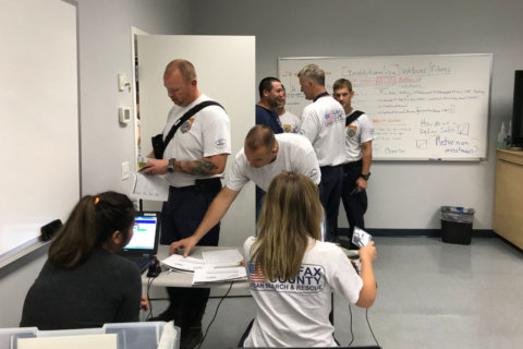 Rescue teams from Md., Va. head to Florence-stricken Carolinas