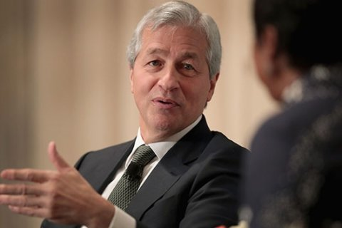 JPMorgan Chase CEO says he understands why there is still 'a lot of anger' over financial crisis