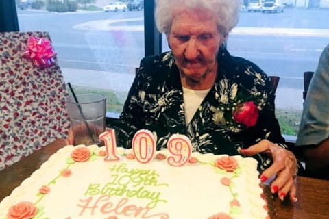 Montana restaurant pays 109-year-old to eat there for her birthday