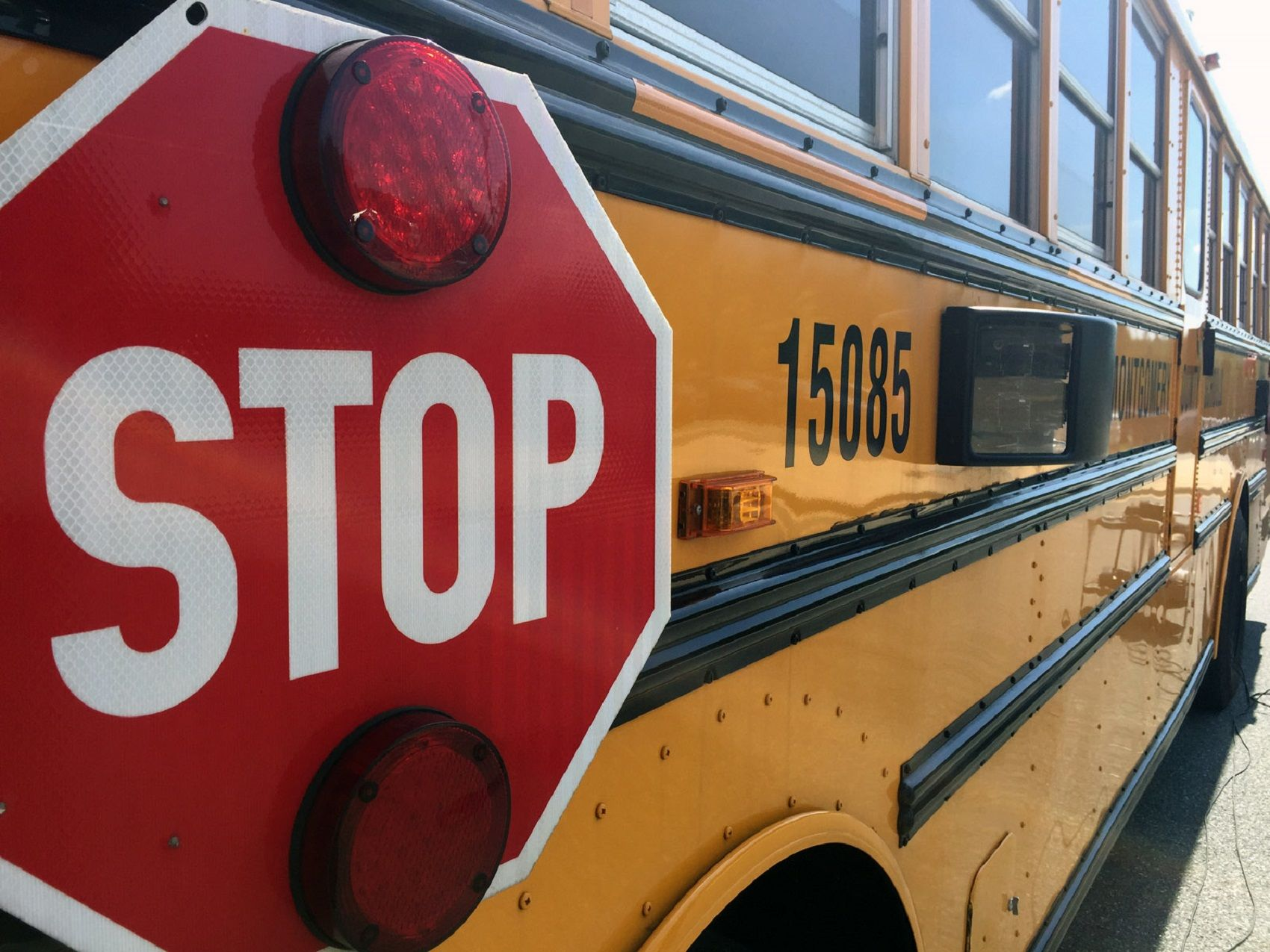 Montgomery County Traffic Cameras >> Public School Buses In Montgomery Co Will Soon Have Camera