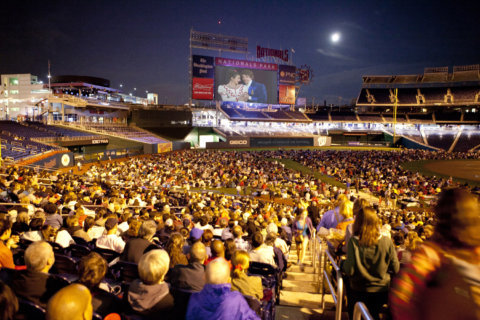 Washington National Opera presents 'Opera in the Outfield' at Nats Park