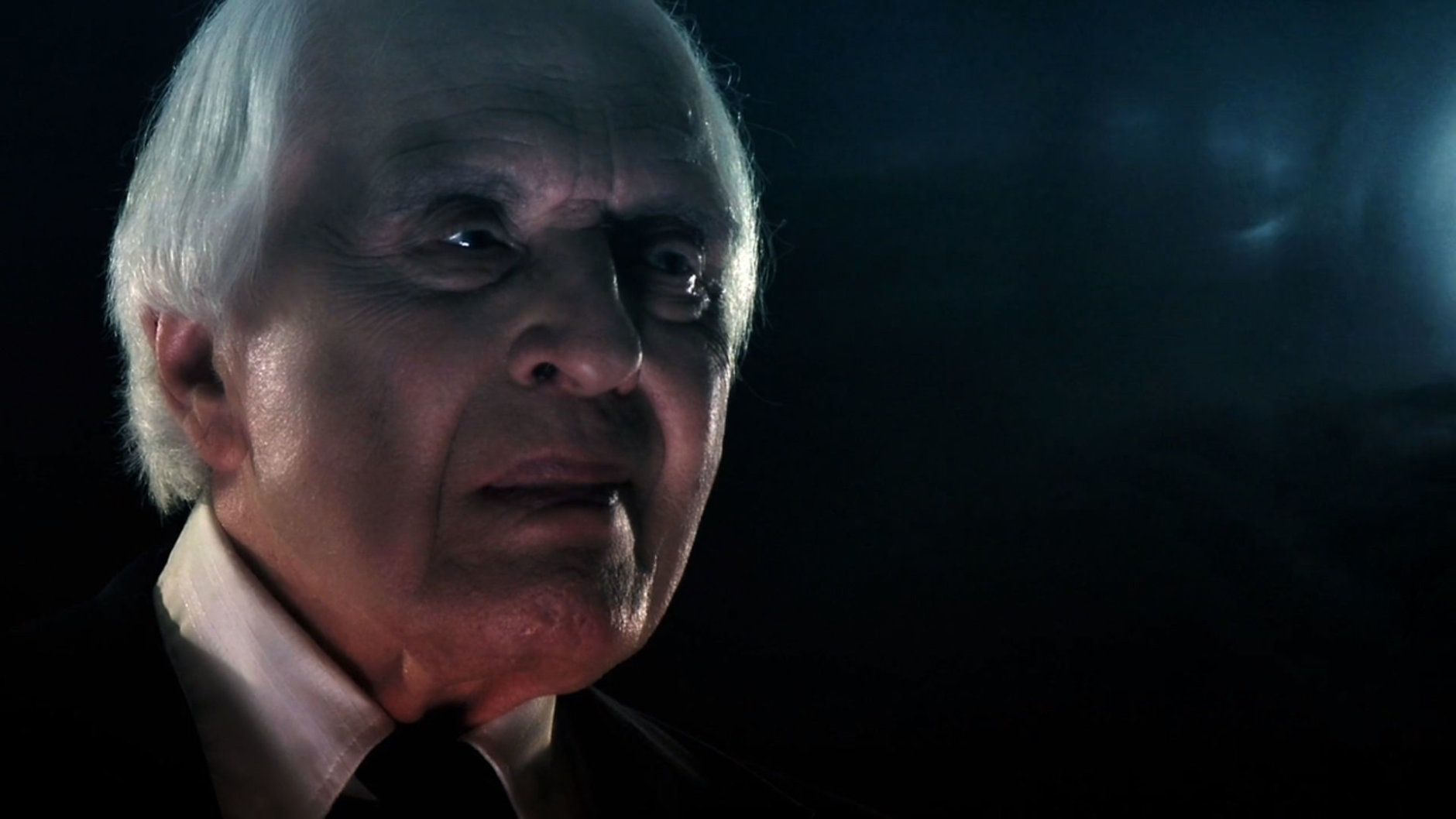 """Phantasm: Ravager"" was Angus Scrimm's final appearance as The Tall Man. He died Jan. 9, 2016. (Courtesy Silver Sphere Productions)"