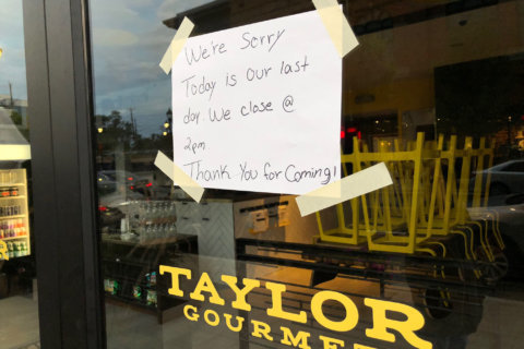 Report: Taylor Gourmet to close all D.C.-area shops