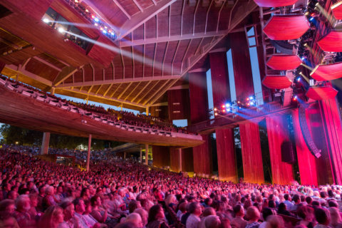 Report: Wolf Trap makes enough money to support itself, still receives NPS funds