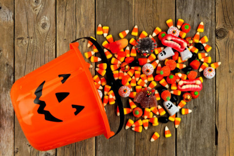 Trick-or-treaters are more likely to haunt these Arlington neighborhoods