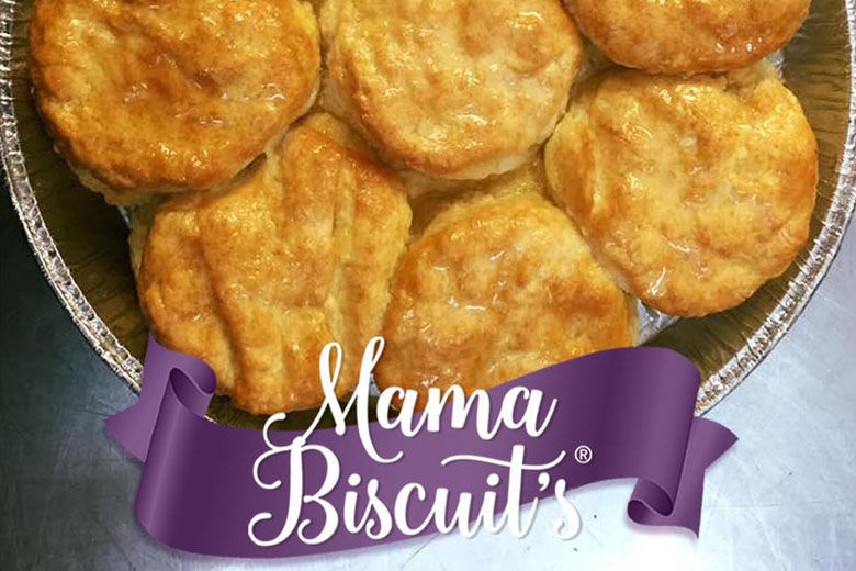 Frederick, Maryland-based gourmet biscuit baker Mama Biscuits will start showing up in more than 50 Walmart stores Oct. 8. (Courtesy Mama Biscuits)