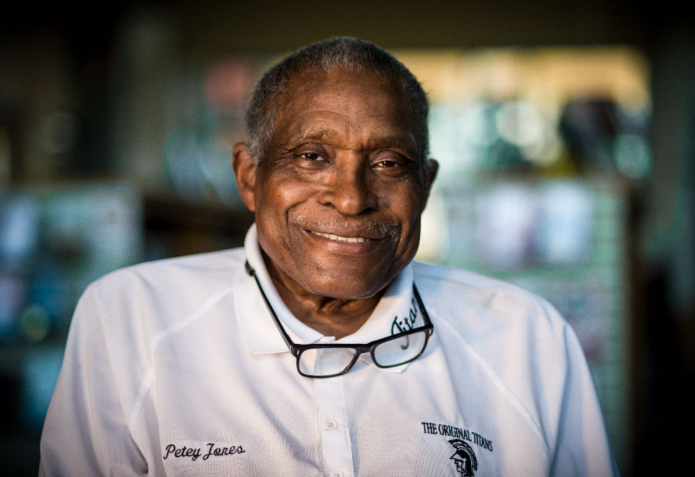 Petey Jones, who retired Nov. 1, had worked as a school security officer for the district since 1989. (Courtesy ACPS)