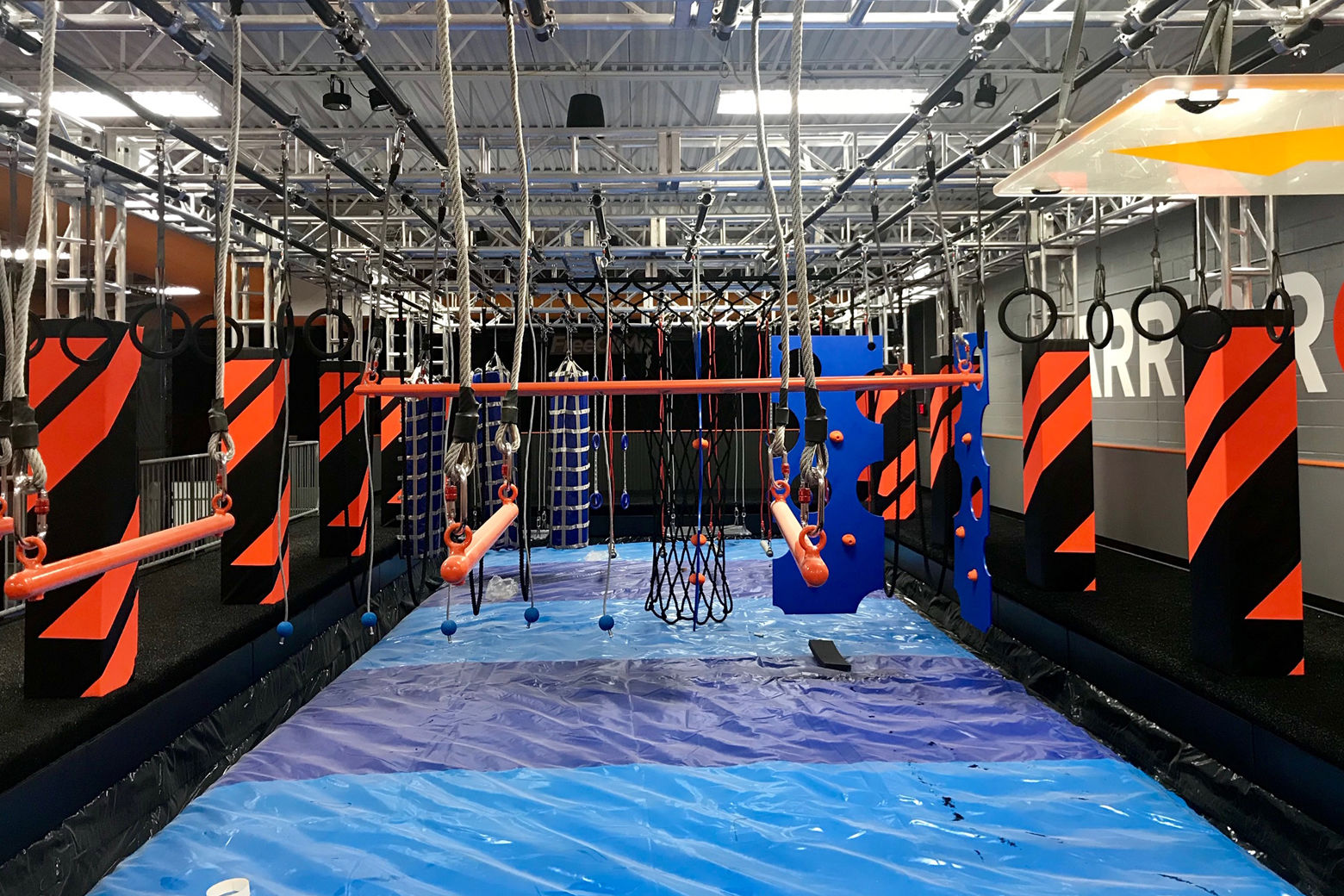 Sterling Gets A Sky Zone Trampoline Park Wtop