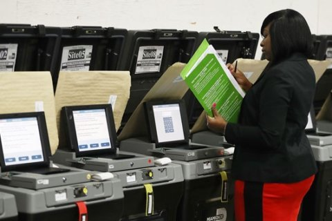 How hackable are American voting machines? It depends who you ask