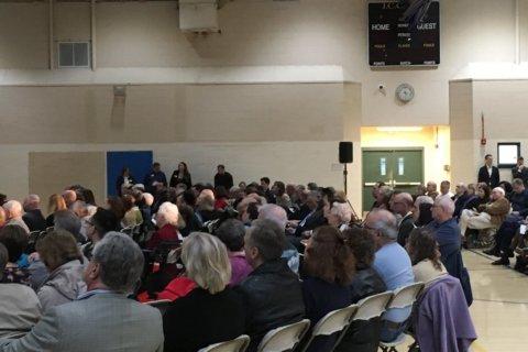 Swastikas at a Va. Jewish Community Center prompt resolve to fight hate