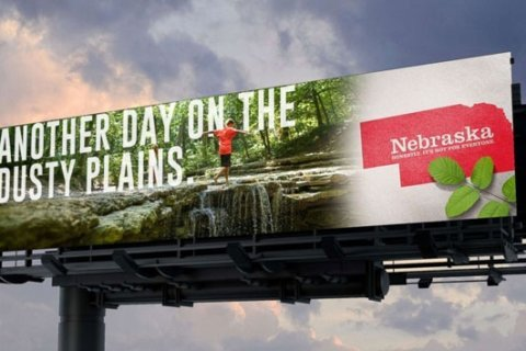 Nebraska's pitch to tourists: 'Honestly, it's not for everyone'