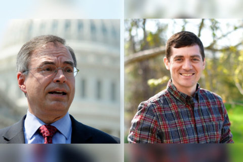 Two military veterans in firefight over Maryland's 1st District Seat