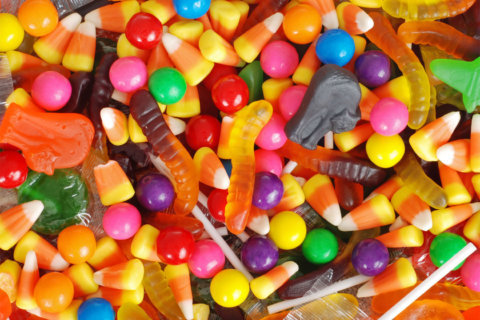 Toys instead of candy? Tips for giving kids a healthier Halloween