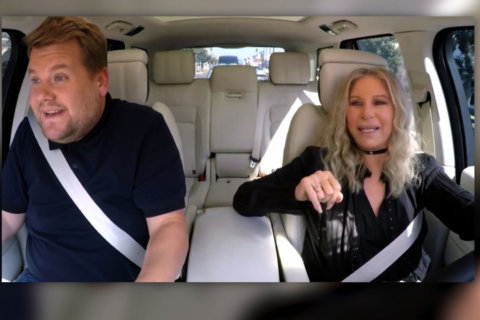 Barbra Streisand to drop anti-Trump album, star in 'Carpool Karaoke'