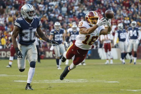 Defense shines as Redskins win their second straight