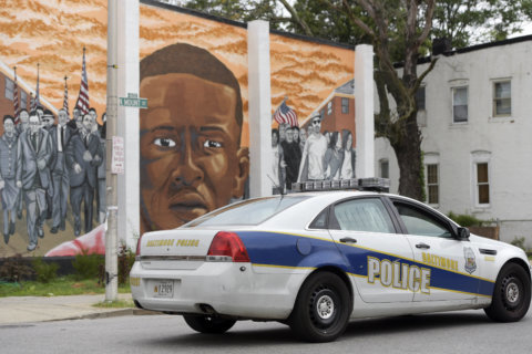 Officers in Freddie Gray case appeal claim to Supreme Court