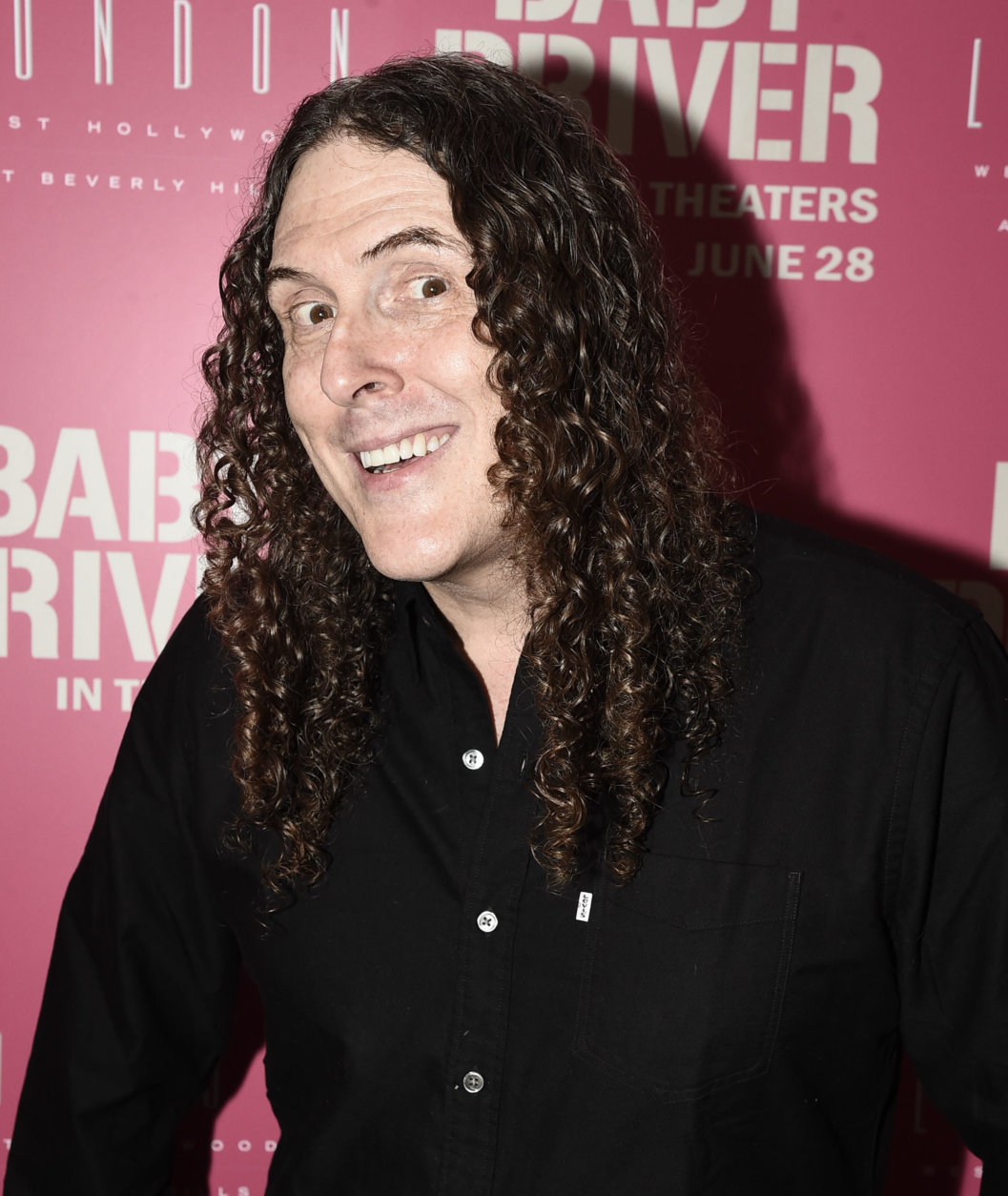 Singer Weird Al Yankovic at TriStar Pictures 'Baby Driver' screening hosted by J.J. Abrams at The London Hotel West Hollywood on Wednesday, May 31, 2017, in West Hollywood, Calif. (Photo by Dan Steinberg/Invision for Sony Pictures/AP Images)