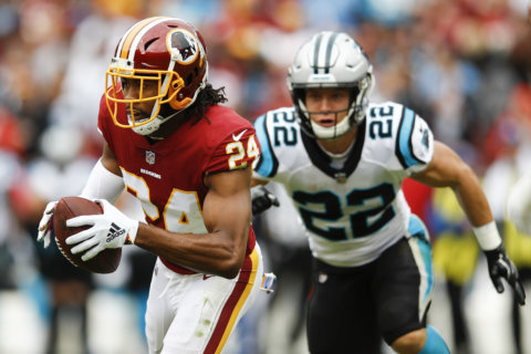 Redskins defense shows up, team bounces back with big win