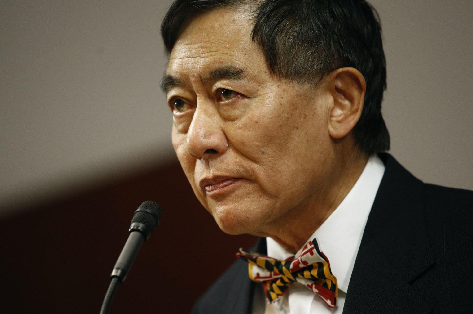 U.Md. President Loh to delay retirement until 2020