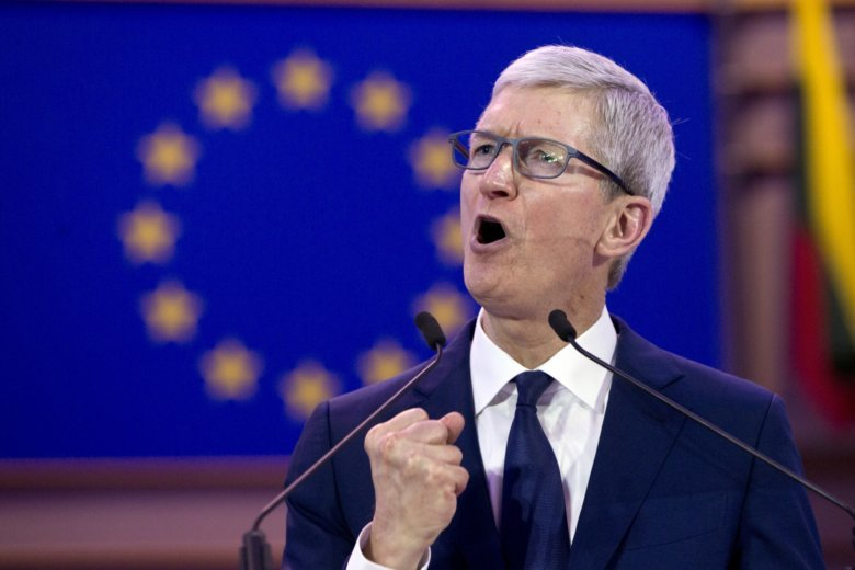Tim Cook: Being Gay is 'God's Greatest Gift to Me'