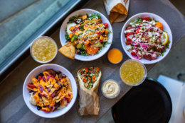 Bethesda-based Cava Group's expansion nationally was kicked into overdrive in August when it agreed to acquire Plano, Texas-based Mediterranean restaurant chain Zoe's Kitchen and its more than 260 restaurants for $300 million. (Courtesy Cava)