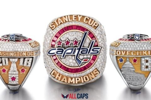 Caps season ticket-holders get a surprise ring with their renewal