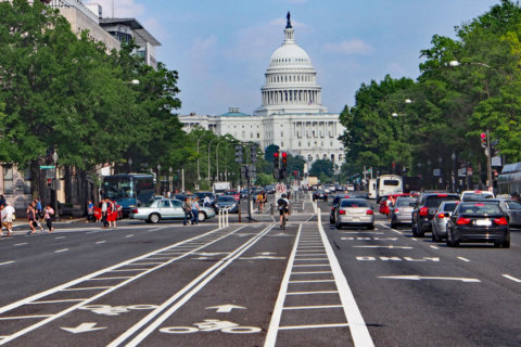 Road safety blitz underway in DC with rise of traffic-related deaths