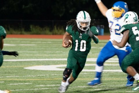 Falls Church workhorse RB Dakwandre Marshall earns Player of the Week
