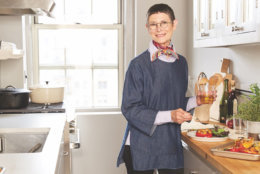 "Dorie Greenspan is a James Beard Award-winning cookbook author, and her latest book is ""Everyday Dorie."" (Courtesy Ellen Silverman)"