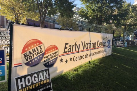 Maryland early voting over double 2014 totals so far